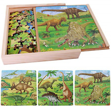 YOHE 49 Piece x 3 Puzzle Games for Kids,Gifts Toys for 2-9 Year Old Girls Toys 2
