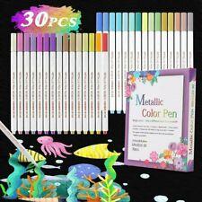 DHL Acrylstifte Marker Stifte, 30 Farben Wasserfeste Stifte Marker Set Permanent