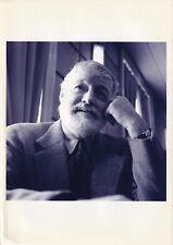 Ernest Hemingway Original Vintage 1959