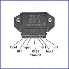 HUCO Ignition Control Module Fits ALFA ROMEO OPEL VOLVO 2.5-5.5L 1988-2004