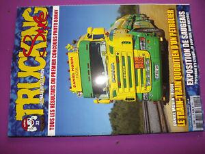25$$ Revue Trucking Style n°22 Société Dufour / Daniel Morin Fioul /