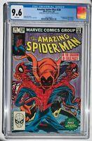 Amazing Spider-Man #238 CGC 9.6 - DOUBLE COVER - 1st App. Hobgoblin w/ Tattooz