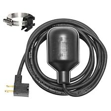 Universal Tethered Sump Pump / Sewage Pump Float Switch **FREE SHIPPING**