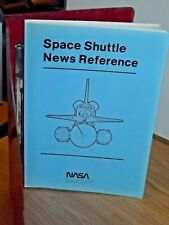 Official NASA Space Shuttle News Reference 1981