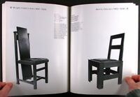 Antique Designer Chairs 1895-1958 - Gallery 1984 Exhibit Catalog