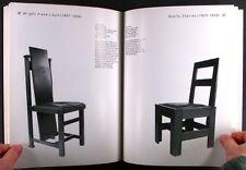 Antique Designer Chairs 1895-1958 - Gallery 1984 Exhibit Catalog