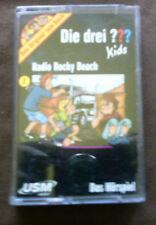 MC usm/Cosmos les trois??? Kids Nº 2 radio rocky Beach théâtrale au livre