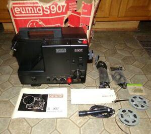 Eumig S907 Super 8 Sound Projector
