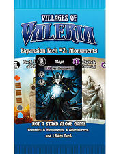 Monuments Villages Of Valeria Expansion Pack #2 Daily Magic Games DMGVOV005