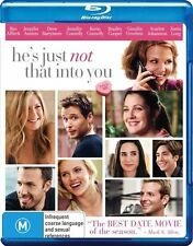 He's Just Not That into You            Blu-Ray Region B