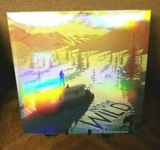 Into The Wild Score - Michael Brook Sandstorm & Ice Colored Vinyl Limited /150