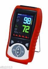 Adult Infant Neonate Veterinary 5 probes  SPO2 PR TEMP, Handheld pulse oximeter