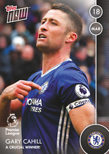 TOPPS NOW! 72 Premier League 2016/2017 GARY CAHILL'S CRUCIAL WINNER! CHELSEA