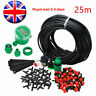 25M Automatic Drip Irrigation System Kit Plant &Timer Self Watering Garden Hose
