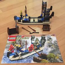 LEGO Castle Ninja Surprise Shanghai Boat 3050 with instructions (No Figures)