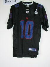 db28d10ccff vtg 80s 90s reebok new york giants NY XLVI superbowl NFL football shirt  jersey