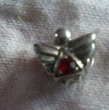 New Authentic ANGEL STERLING SILVER Bead Charm Euro Lot CASE PR4587