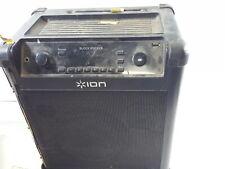 Ion IPA76S Block Rocker Explorer Sound System w/ Bluetooth