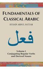 Fundamentals of Classical Arabic - Volume 1 (PB)