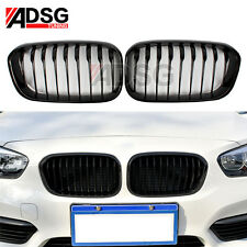 Gloss Black for BMW 1 series F20 F21 Front Grill grille 118i 125i 2015 - 2016