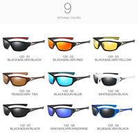 Sports Sunglasses UV400 Running Glasses Fishing Goggles Ski Bike Eyewear