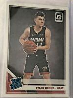 New 2019-20 Tyler Herro Donruss Optic Basketball Rookie Card Miami Heat🔥🔥