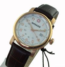 Reloj Wenger 01.1041.109 clásico urbano nuevo original euro de caja PVP 179