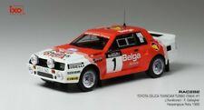 Toyota Celica Twincam Turbo Ta64 #1 Haspengouw Rally J.Kankkunen F.Gallagher 198