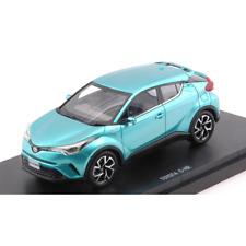 Toyota C-hr 2016 Radiant Green Metallic 1 43 Ebbro Auto Stradali Die cast