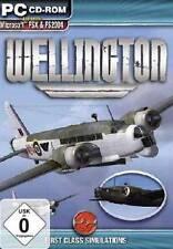 WELLINGTON ADDON für Microsoft Flight Simulator X 2004 NEU