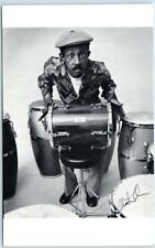 PALISADES PARK, NJ  Advertising Latin Percussion, Inc.  TAMBORA Drums  Postcard