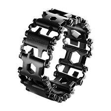 Leatherman tread in acciaio INOX NUOVO & OVP 831999 NERO/BLACK