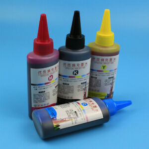 100ml Color Ink Refill Kit for Brother, for Canon, for Epson, for HP Printer 1Pc