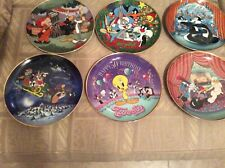 Looney Tunes Plate Set Of 6 Plates