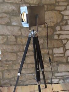 Vintage Rank Strand Patt 45 Stage Light