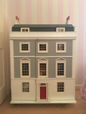 Limited Edition Vintage 8 bedroom Dolls House with base