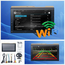 "7"" 2-Din Touch Screen autografate GPS stereo lettore multimediale Bluetooth WI-FI USB AUX"