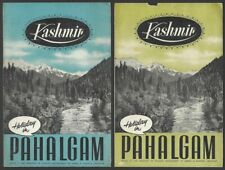 India vintage travel brochures KASHMIR (9)