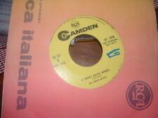 """RCA CAMDEN ROCKERS """" IT DOESN'T MATTER ANYMORE (Anka) """"  ITALY'60"""