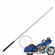 33'' AM FM Antenna Radio Rubber for Harley Touring Road Street Electra Glide