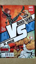 AVX VS AVENGERS VS X-MEN #3 1ST PRINT MARVEL (2012) BLACK WIDOW MAGIK THING