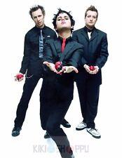 Poster A3 Green Day Billie Joe Armstrong Tré Cool Mike Dirnt Jason White 02