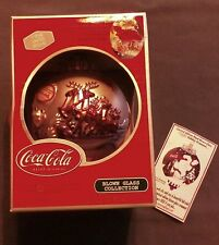 Coca Cola Blown Glass Collection 2003 Ornament NIB Rare