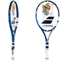Babolat 2018 Drive G Lite 102 Tennis Racquet Racket Blue 102 sq 255g G2 16X19