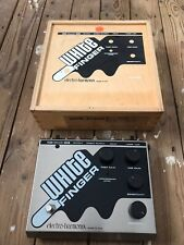 Electro  Harmonix White Finger Big Box Compressor Guitar Pedal