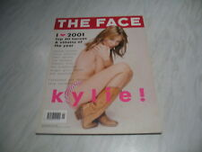 The Face magazine # 260 Vol 3 issue 60 Kylie Minogue cover Radiohead Ant & Dec