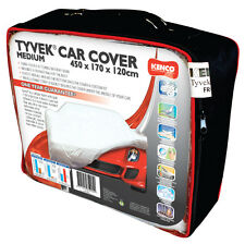 KENCO TYVEK CAR COVER  PROTECTION FOR YOUR VEHICLE   LET ME KNOW YOUR CAR SIZE