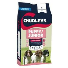 Chudleys Cachorro/Junior Seco Comida De Perro - 12kg