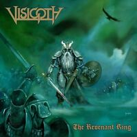 VISIGOTH - THE REVENANT KING  CD NEU