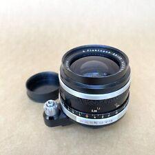Carl Zeiss Jena Flektagon 35mm 2.8 - EXAKTA MOUNT - VINTAGE